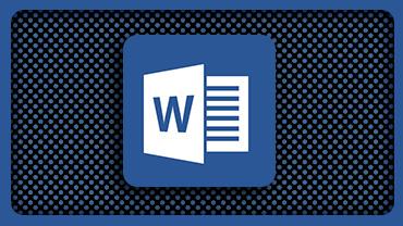 مهارت های حرفه ای و اداری کار با رایانه - واژه پرداز پیشرفته (Word)