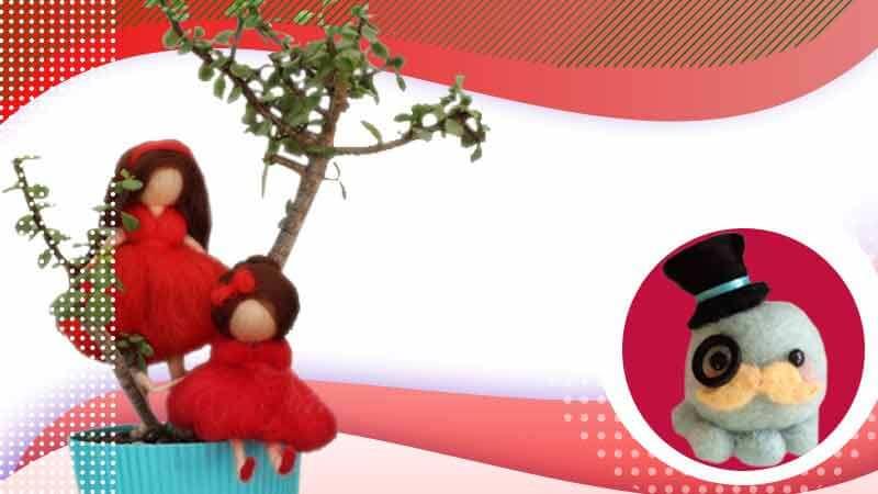 آموزش ساخت عروسک کچه